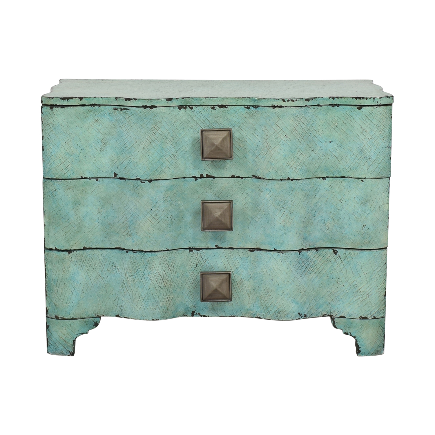 buy Hooker Furniture Three Drawer Crackle Chest Hooker Furniture Dressers