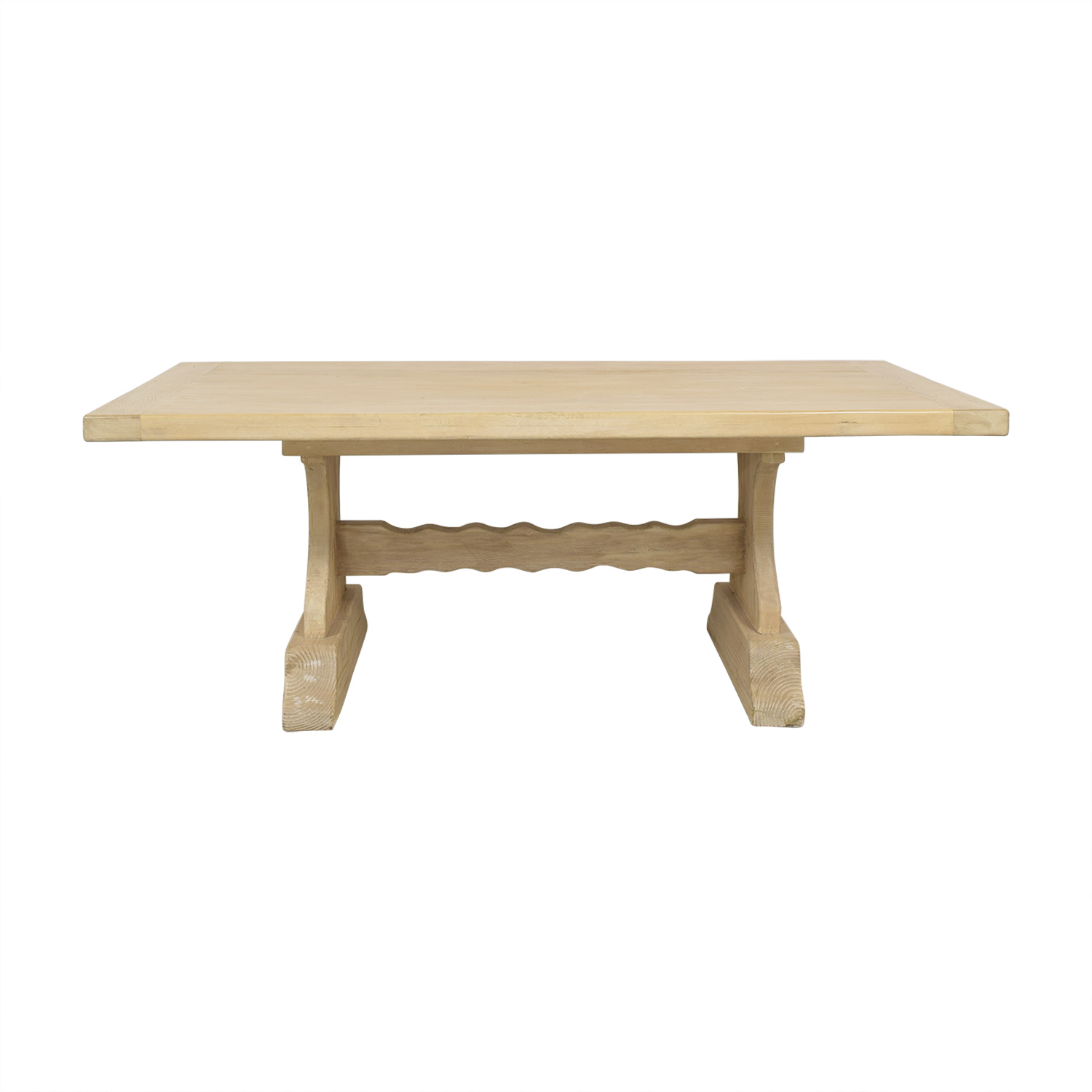 81 Off Kreiss Kreiss Santa Fe Dining Table Tables