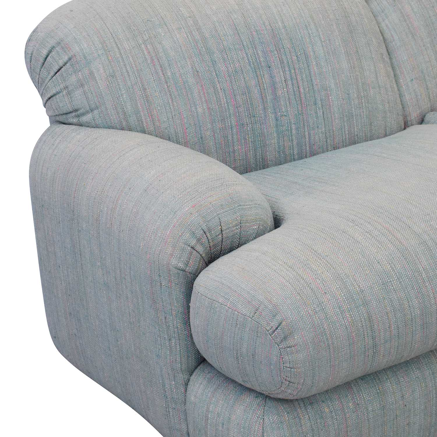 Preview Furniture Preview Furniture David L. James Curved Corner Sectional Sofa pa