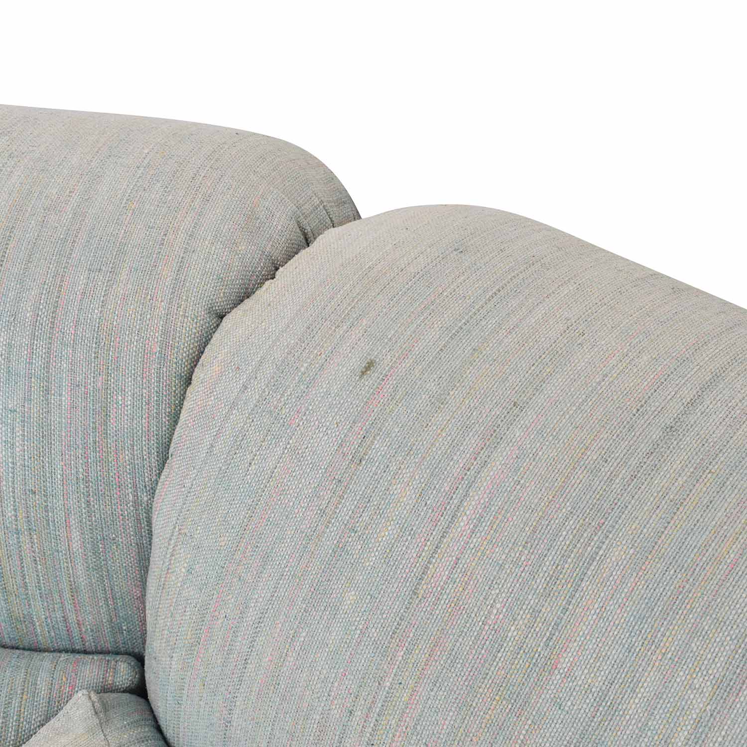 Preview Furniture Preview Furniture David L. James Curved Corner Sectional Sofa for sale