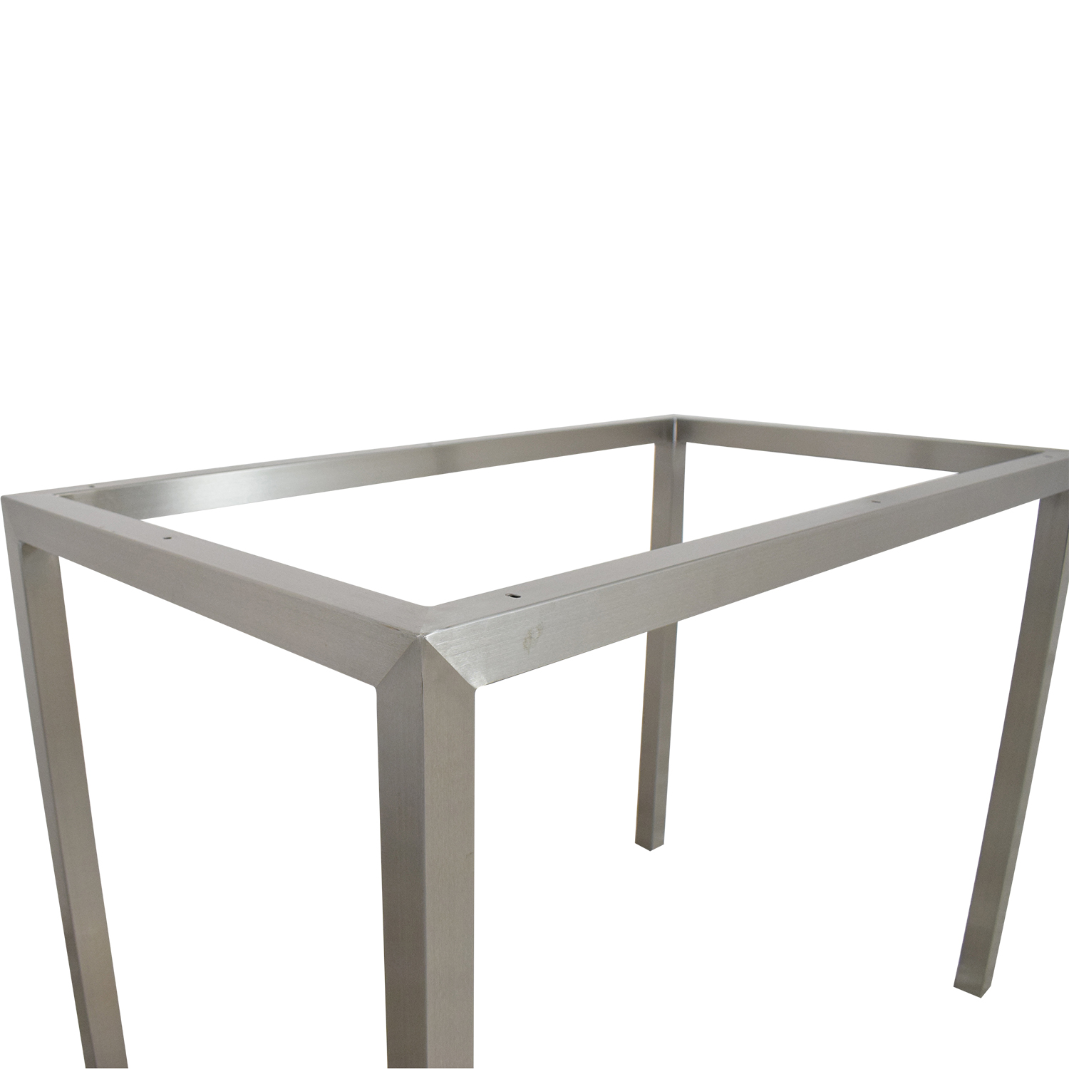 buy Crate & Barrel Crate & Barrel Parsons Dining Table Base Only online