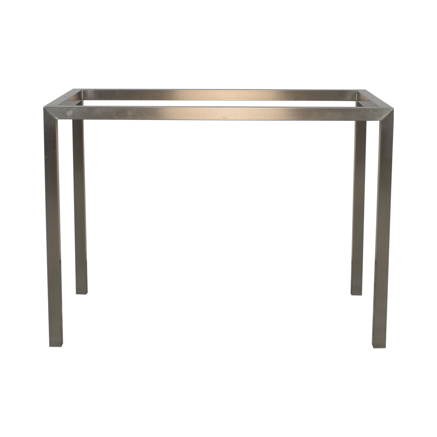 Crate & Barrel Parsons Dining Table Base Only sale