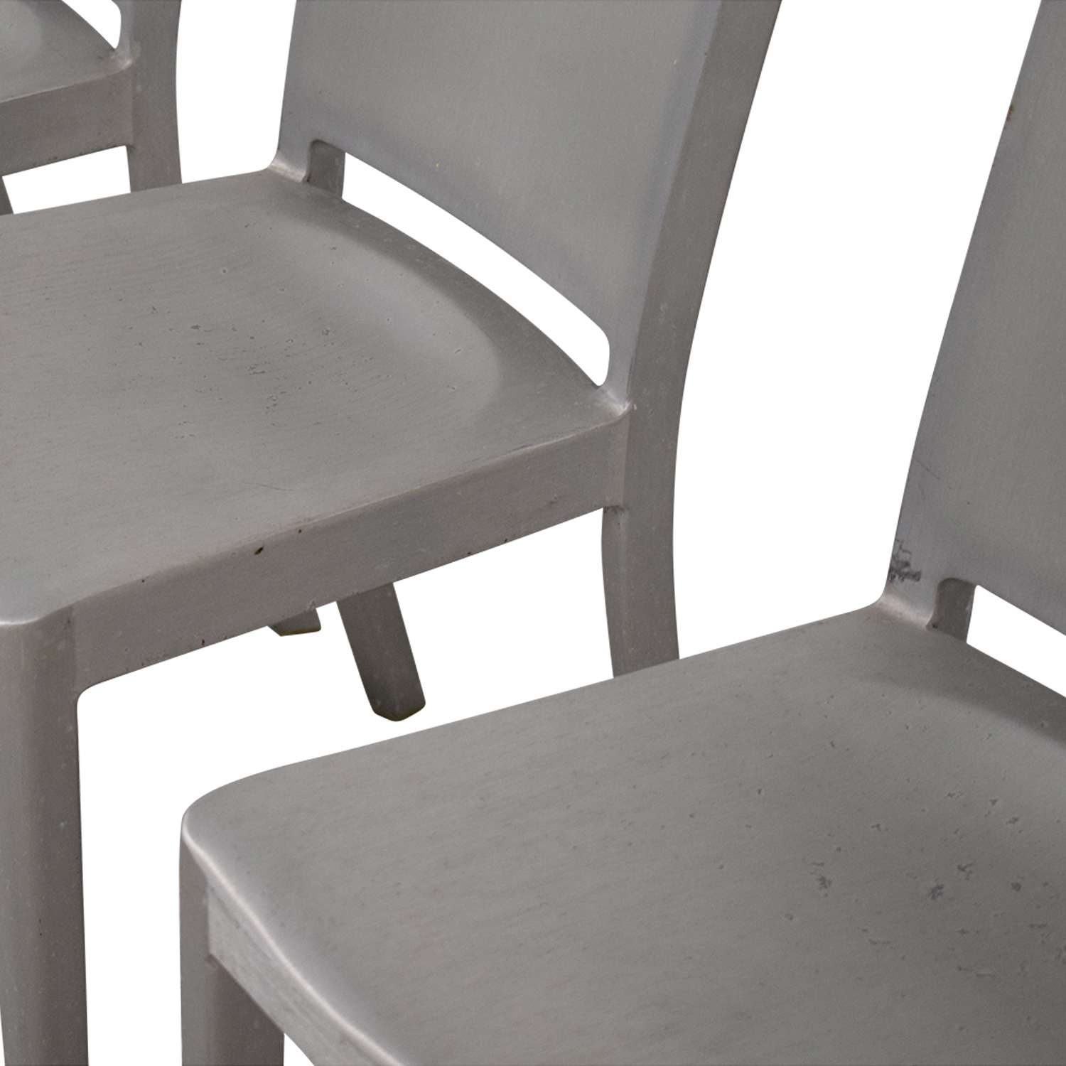 Emeco by Philippe Starck Hudson Chairs / Dining Chairs