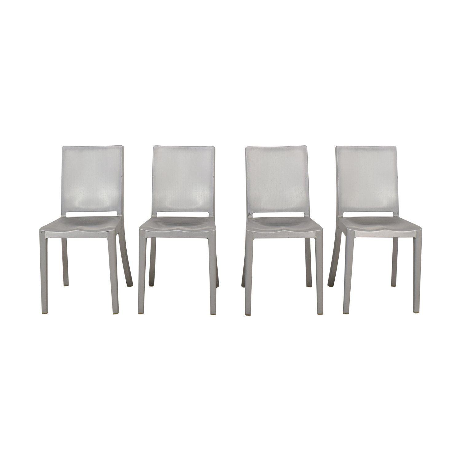 Emeco Emeco by Philippe Starck Hudson Chairs nyc