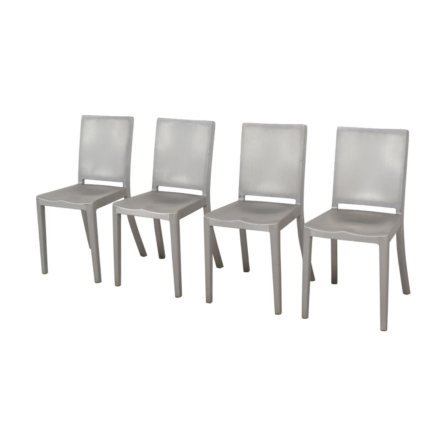 Emeco Emeco by Philippe Starck Hudson Chairs dimensions