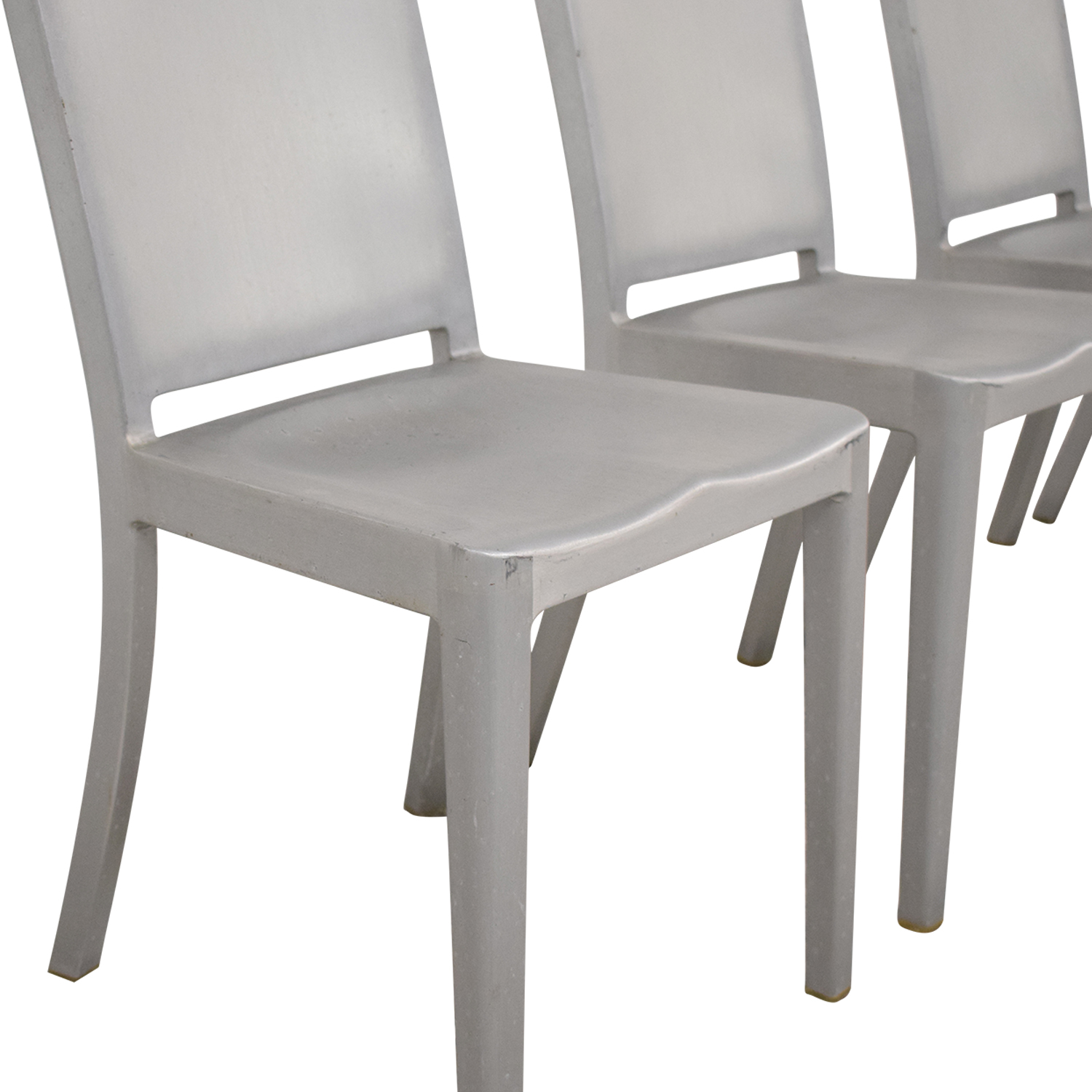 shop Emeco by Philippe Starck Hudson Chairs Emeco