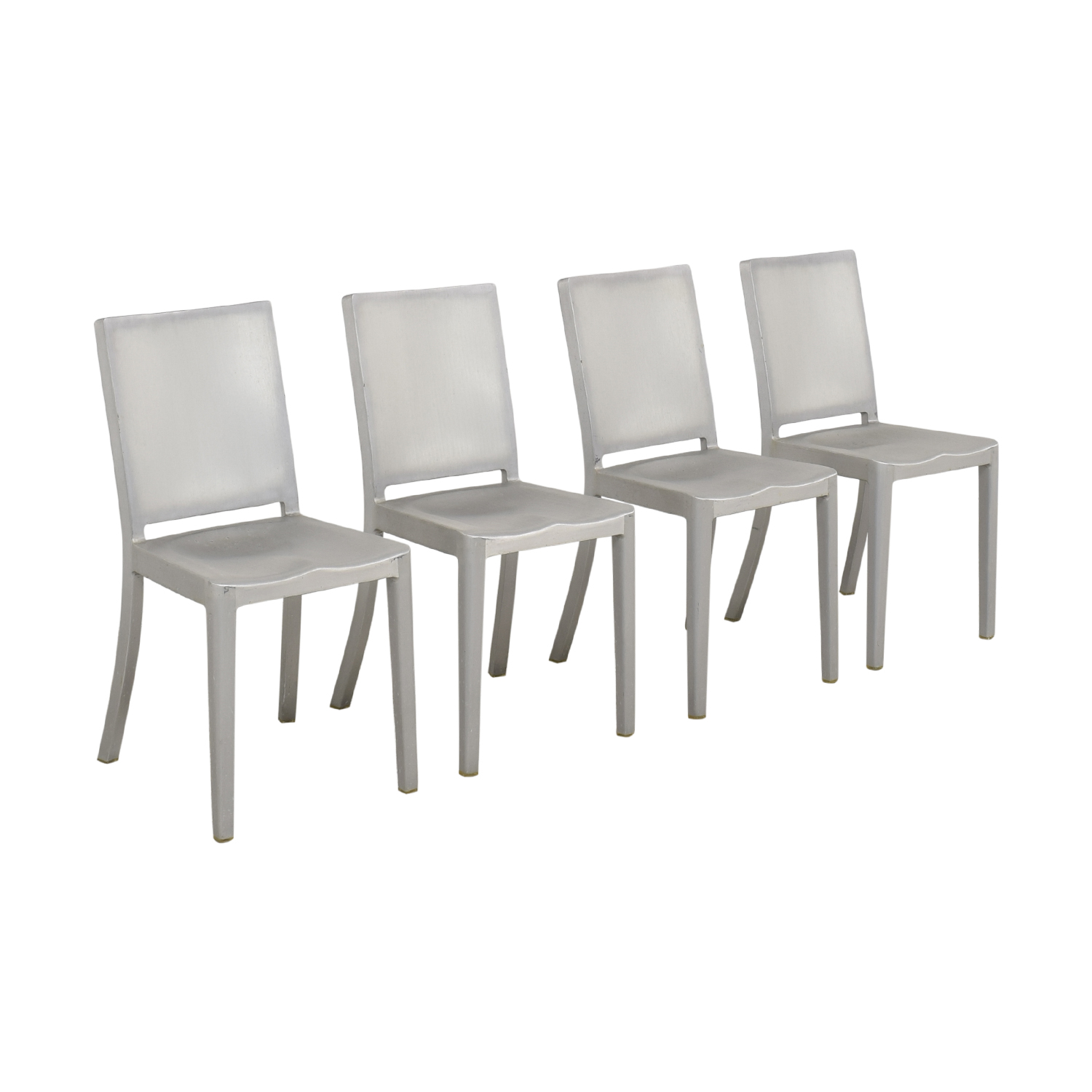 Emeco Emeco by Philippe Starck Hudson Chairs ma