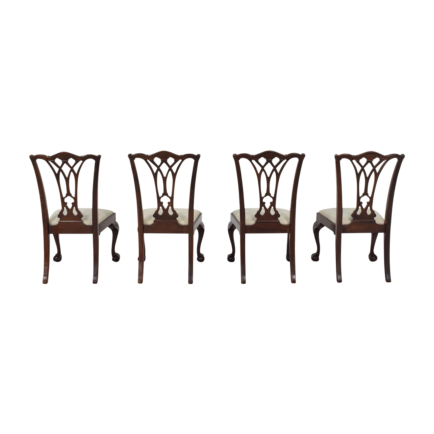 Drexel Heritage Armless Dining Chairs sale