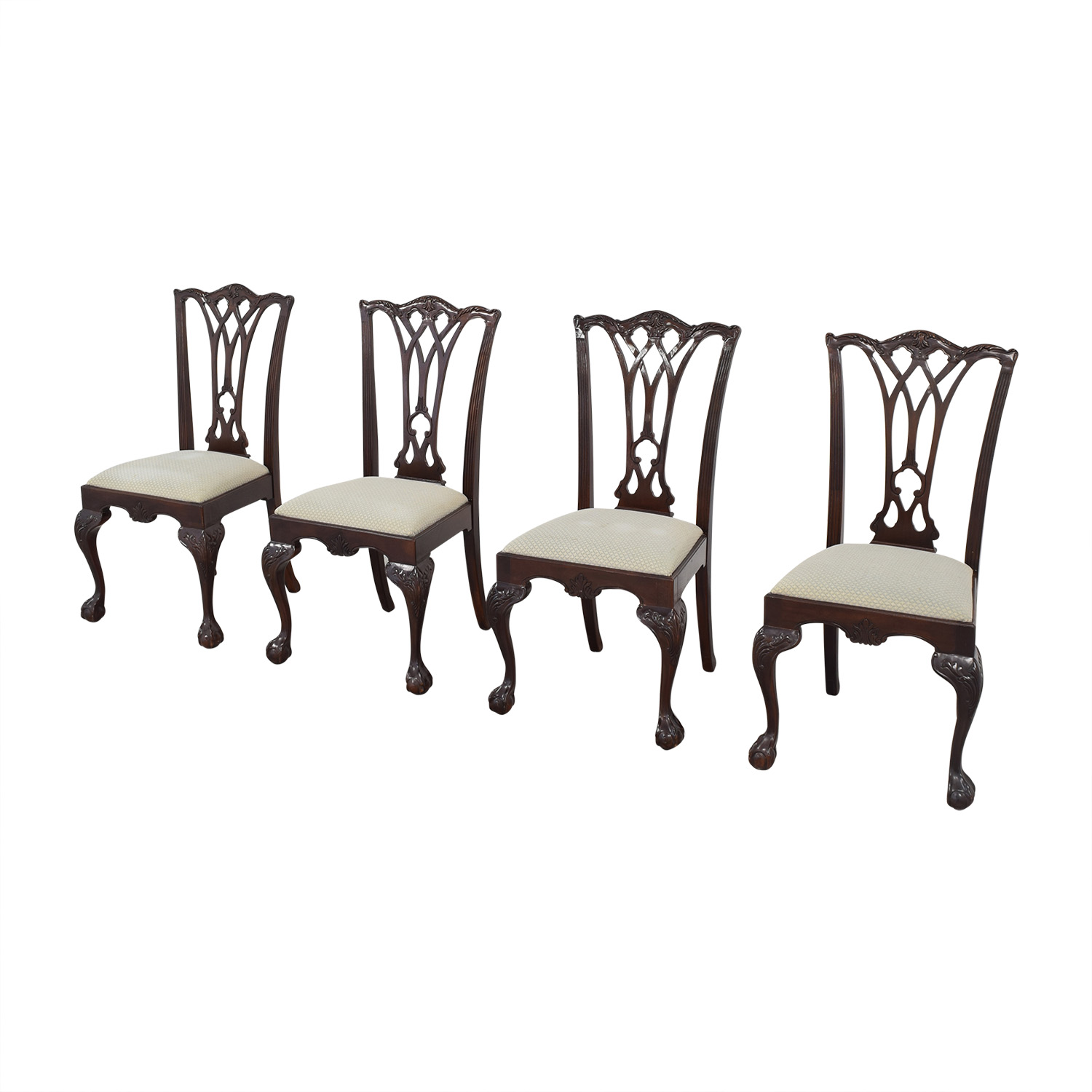 buy Drexel Heritage Armless Dining Chairs Drexel Heritage