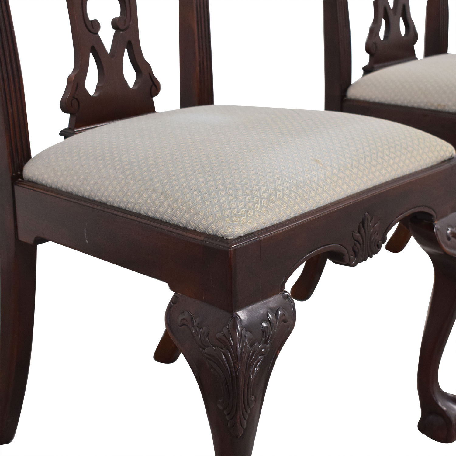 Drexel Heritage Drexel Heritage Armless Dining Chairs coupon