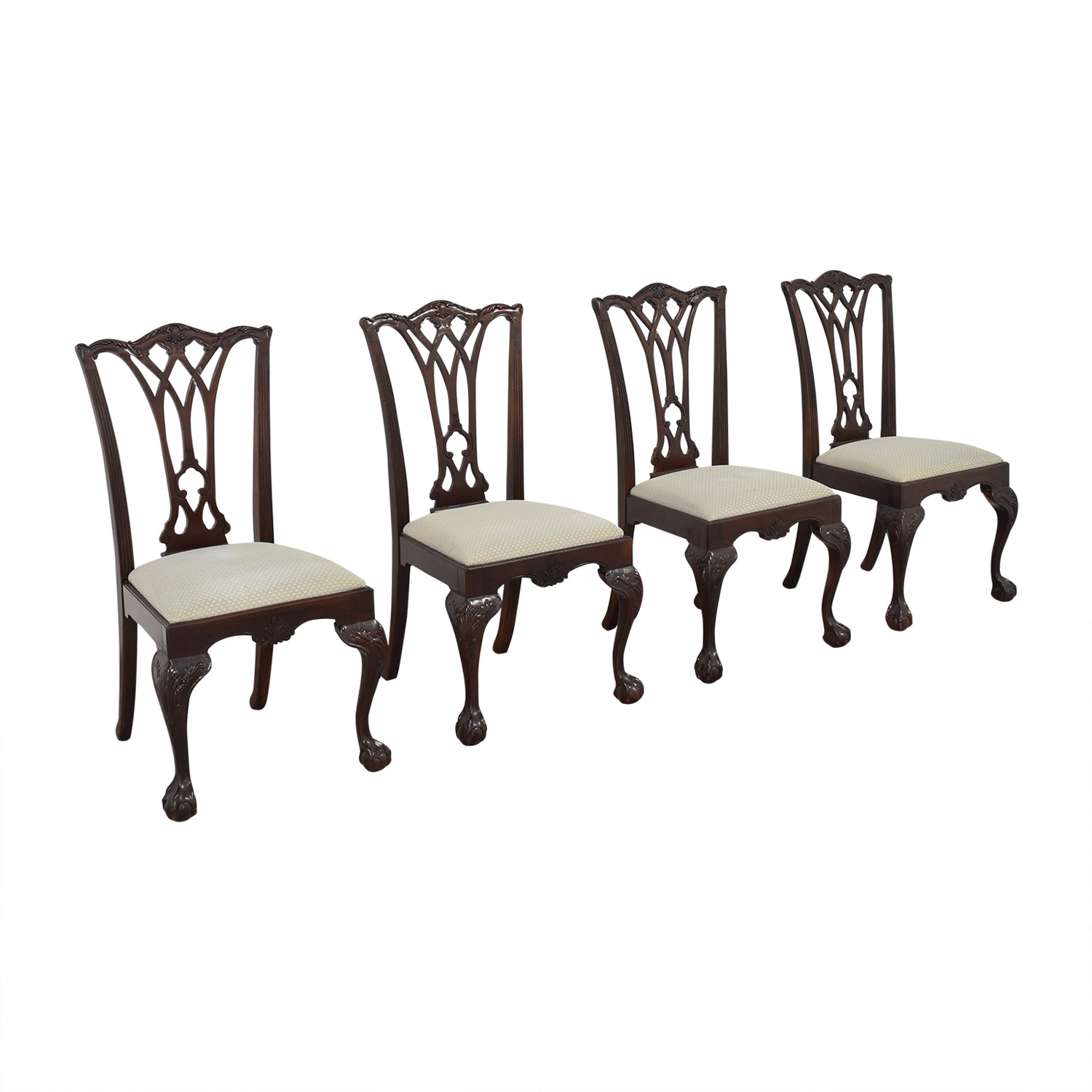 Drexel Heritage Drexel Heritage Armless Dining Chairs used