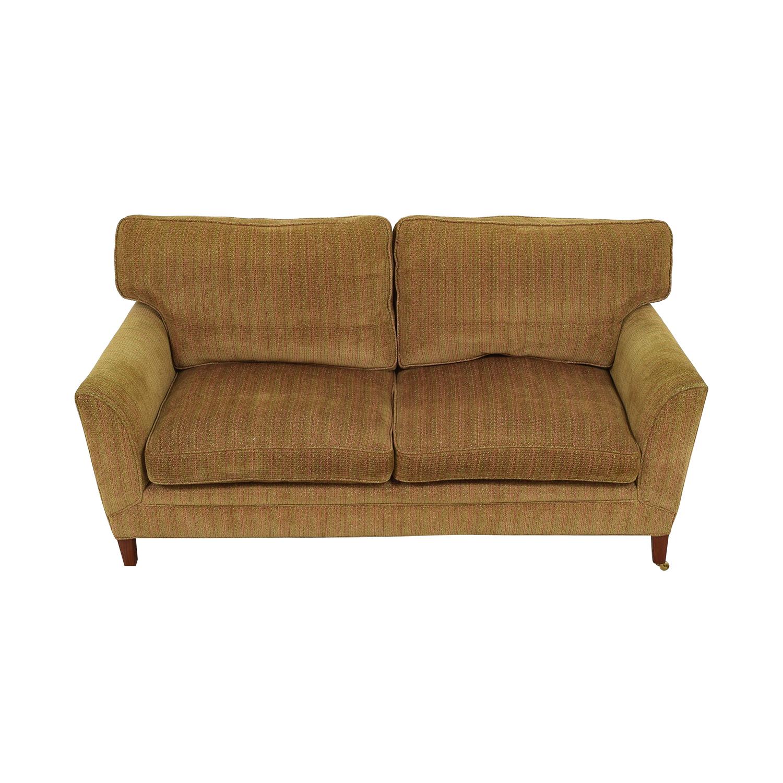 Brunschwig & Fils Brunschwig & Fils Two Cushion Loveseat discount