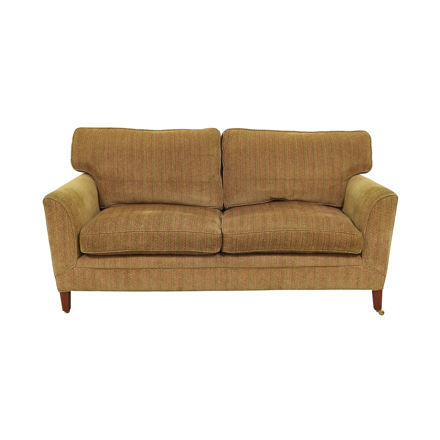 Brunschwig & Fils Two Cushion Loveseat / Classic Sofas