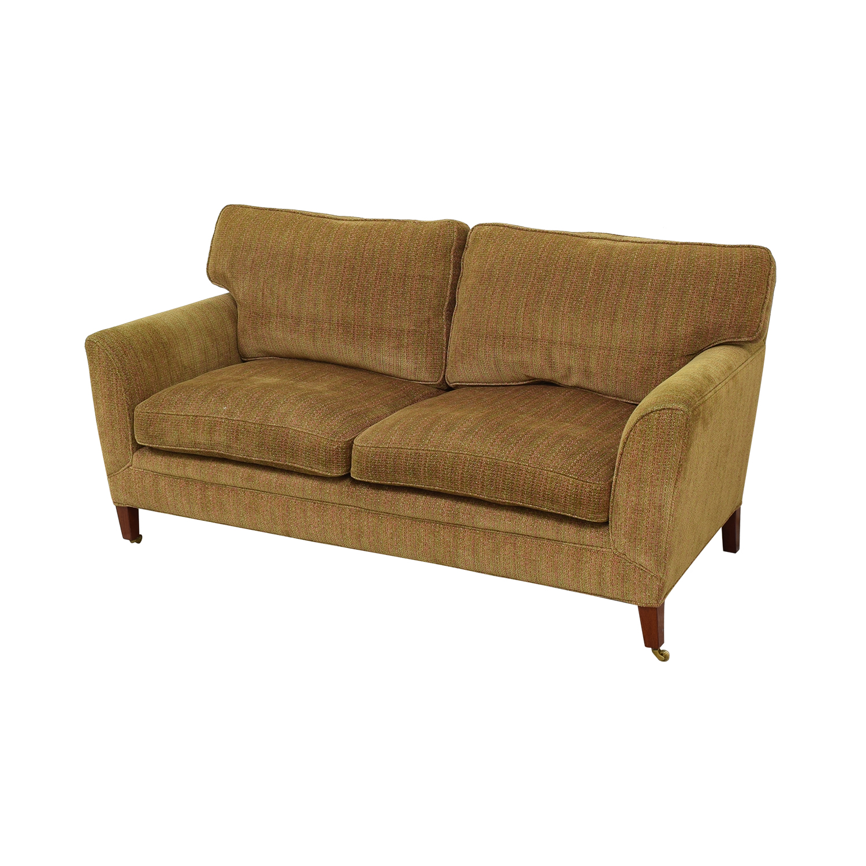 Brunschwig & Fils Two Cushion Loveseat / Classic Sofas