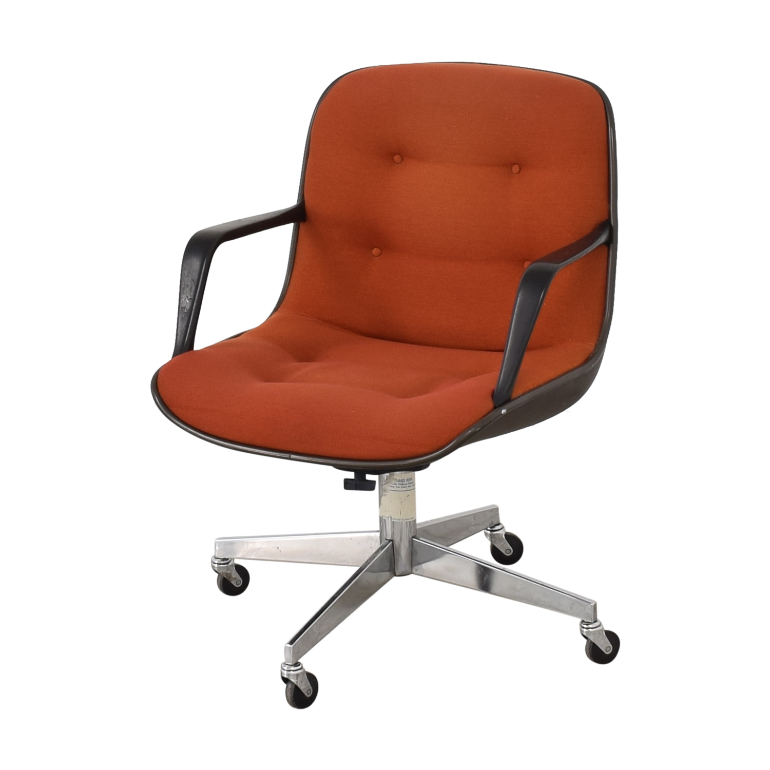 Steelcase Steelcase Mid Century Modern Office Chair second hand