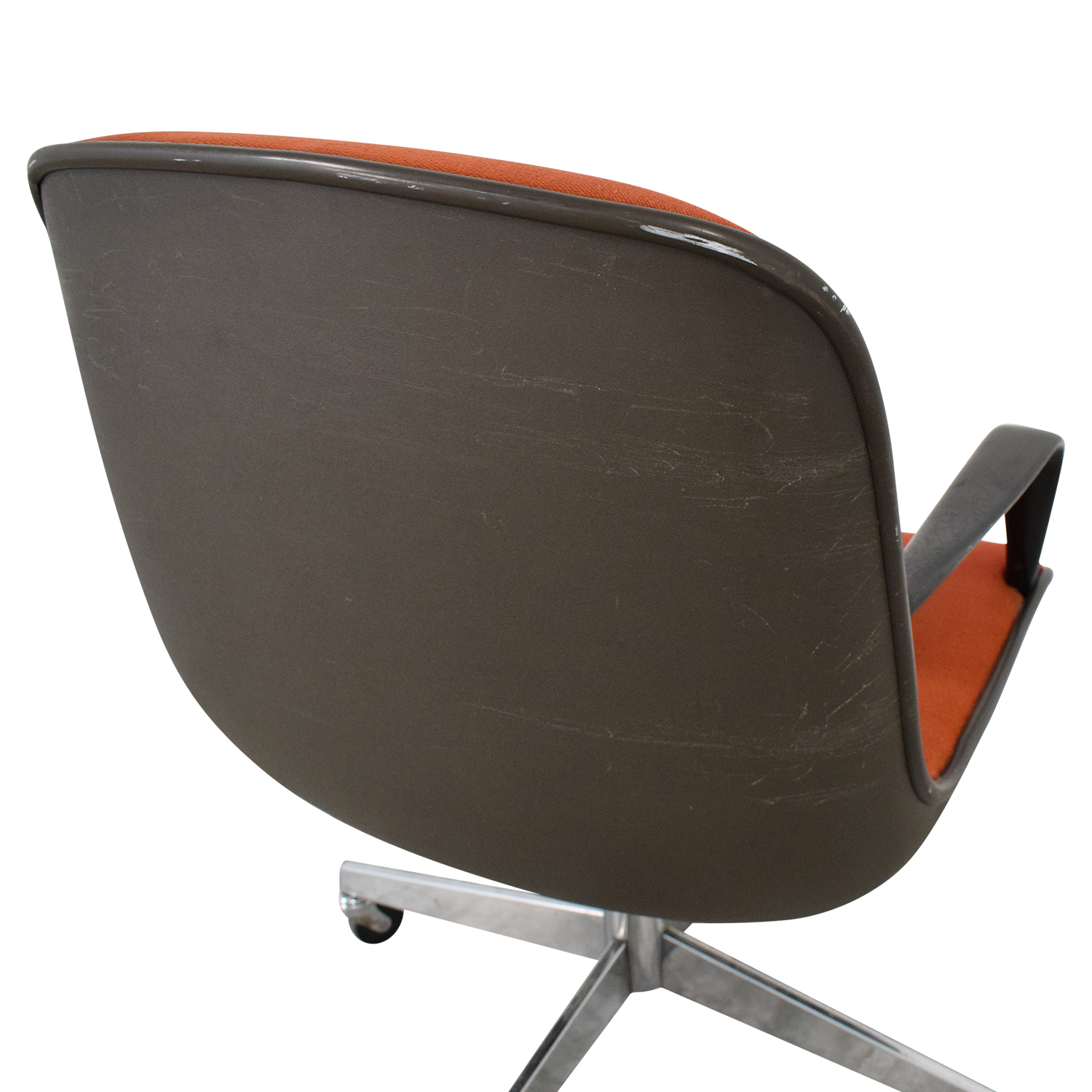 buy Steelcase Mid Century Modern Office Chair Steelcase