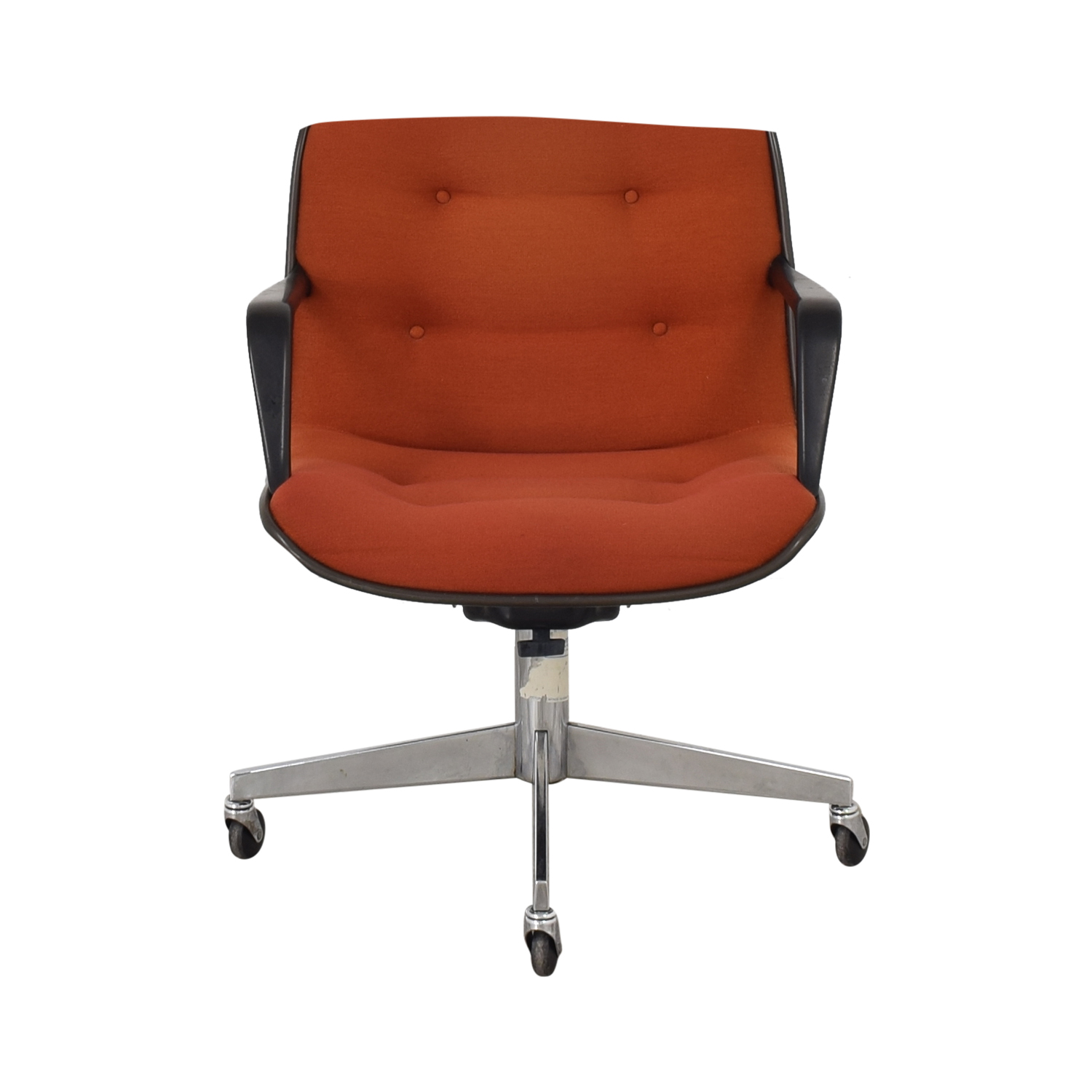 Steelcase Steelcase Mid Century Modern Office Chair nj