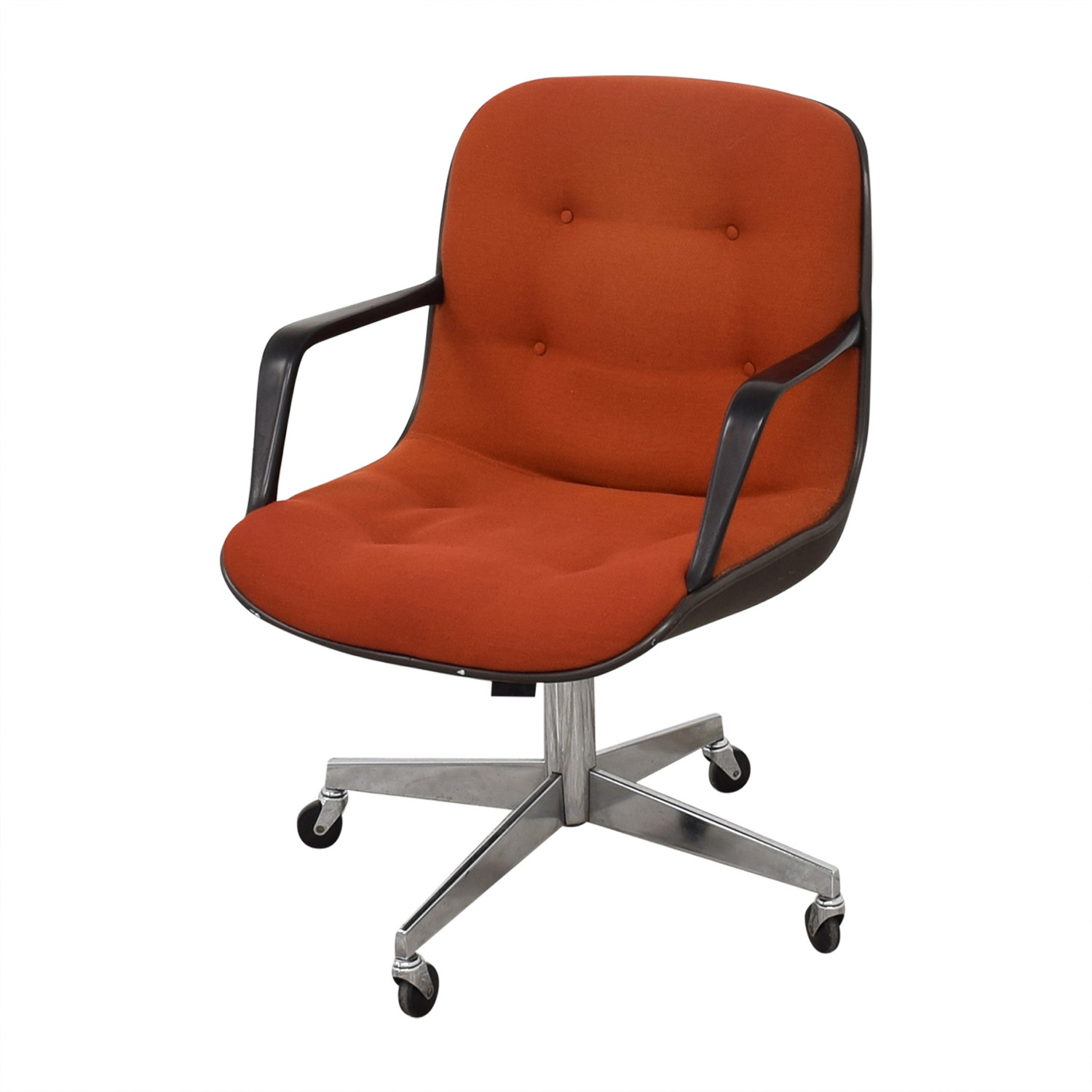 Fine 47 Off Steelcase Steelcase Mid Century Modern Office Chair Chairs Forskolin Free Trial Chair Design Images Forskolin Free Trialorg