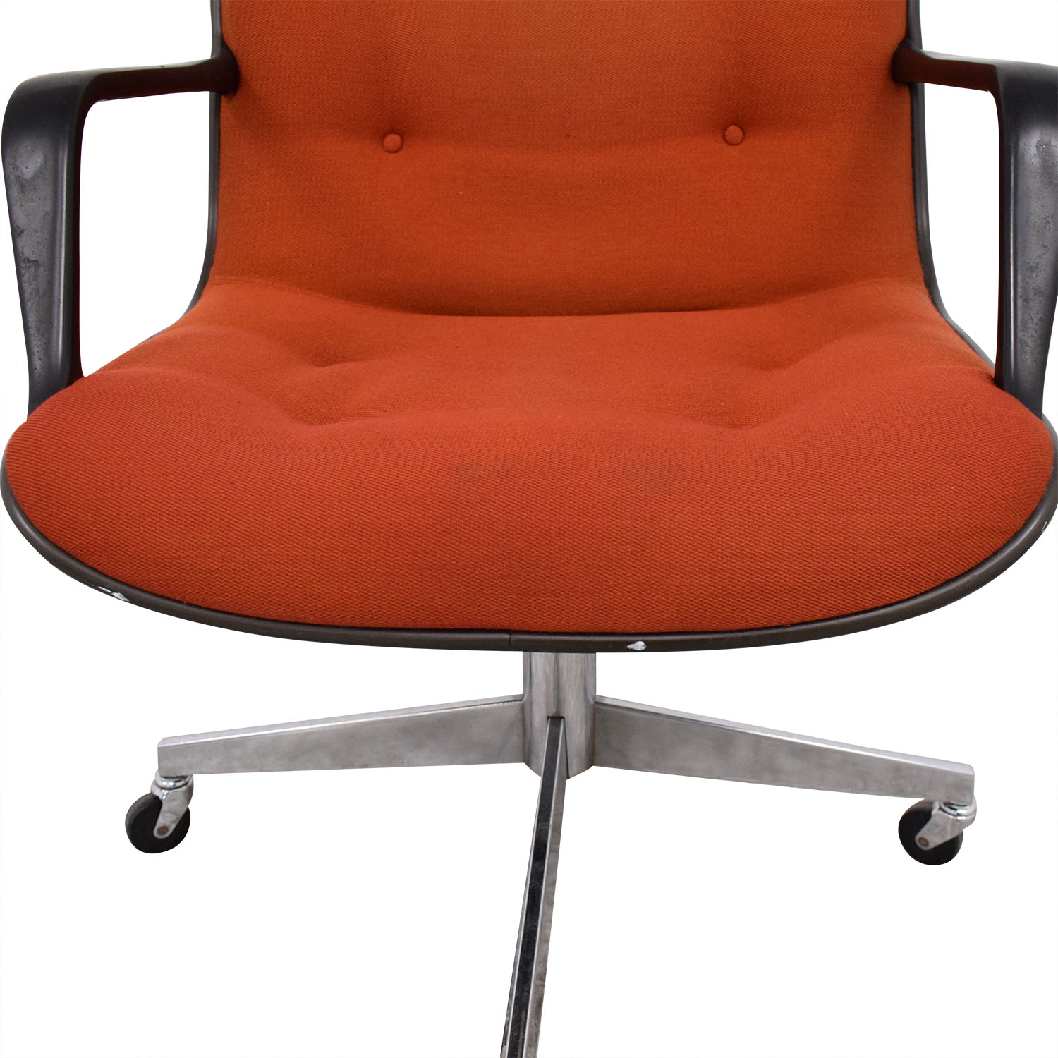 buy Steelcase Mid Century Modern Office Chair Steelcase Chairs