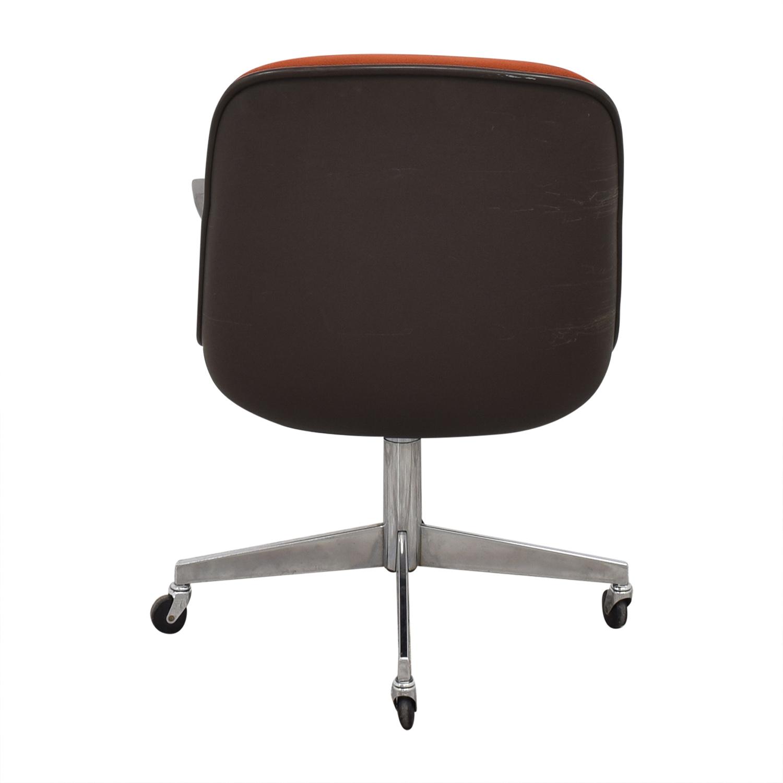 Steelcase Mid Century Modern Office Chair Steelcase