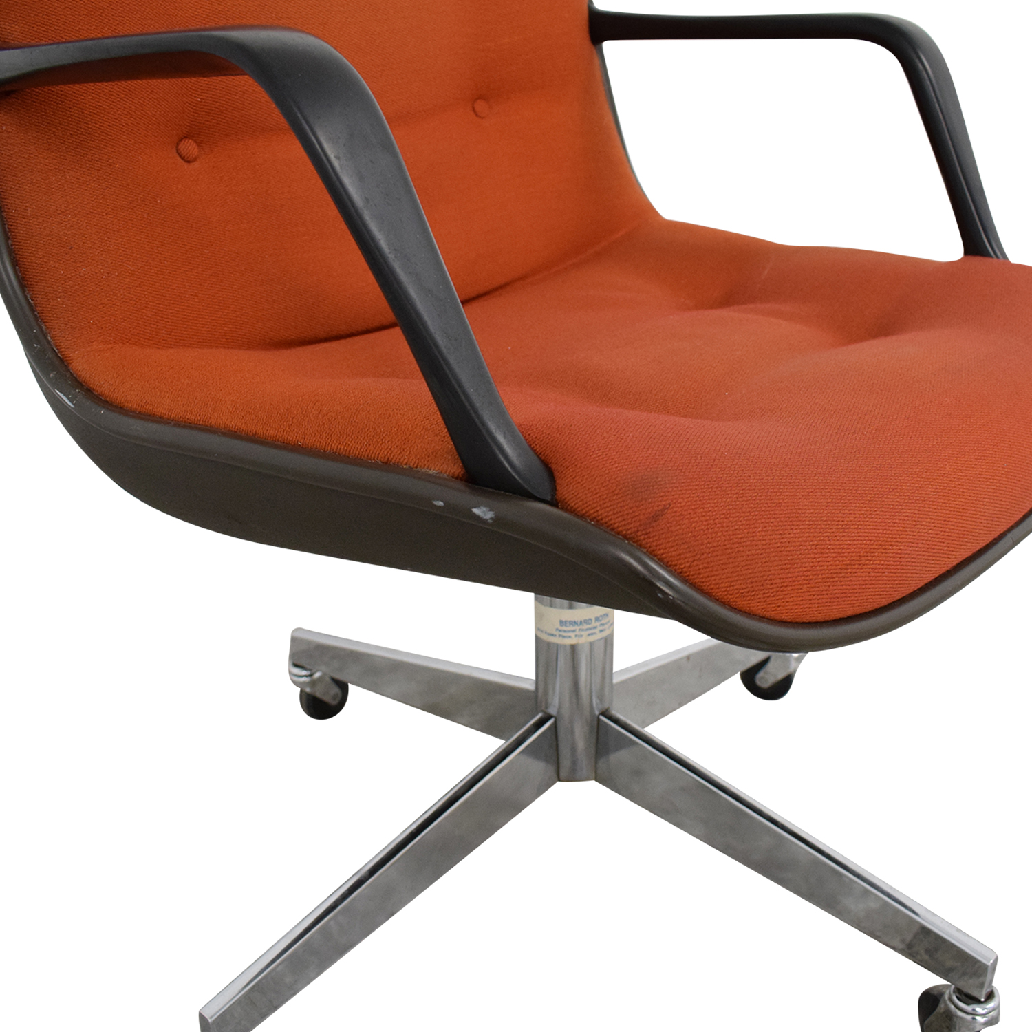 Steelcase Mid Century Modern Office Chair Steelcase