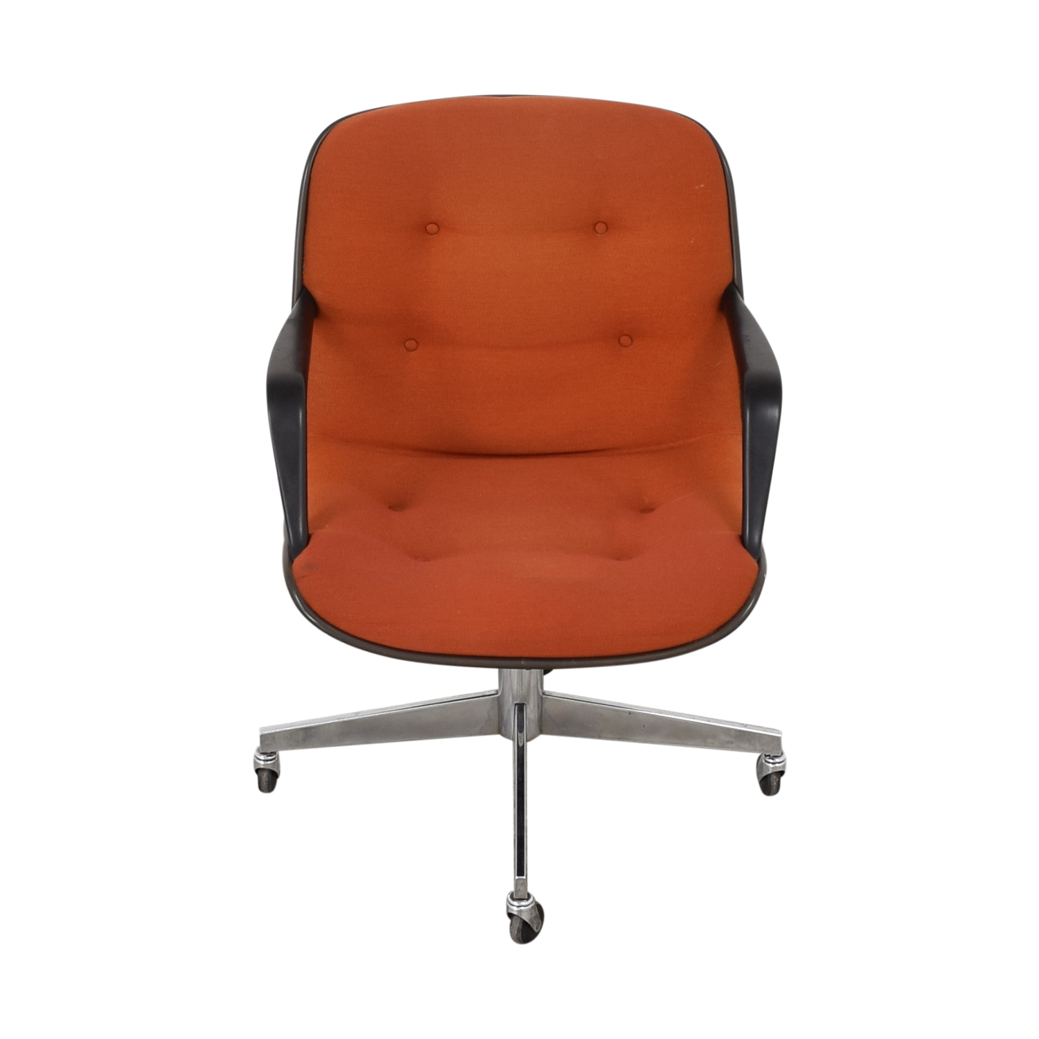 Steelcase Steelcase Mid Century Modern Office Chair ct
