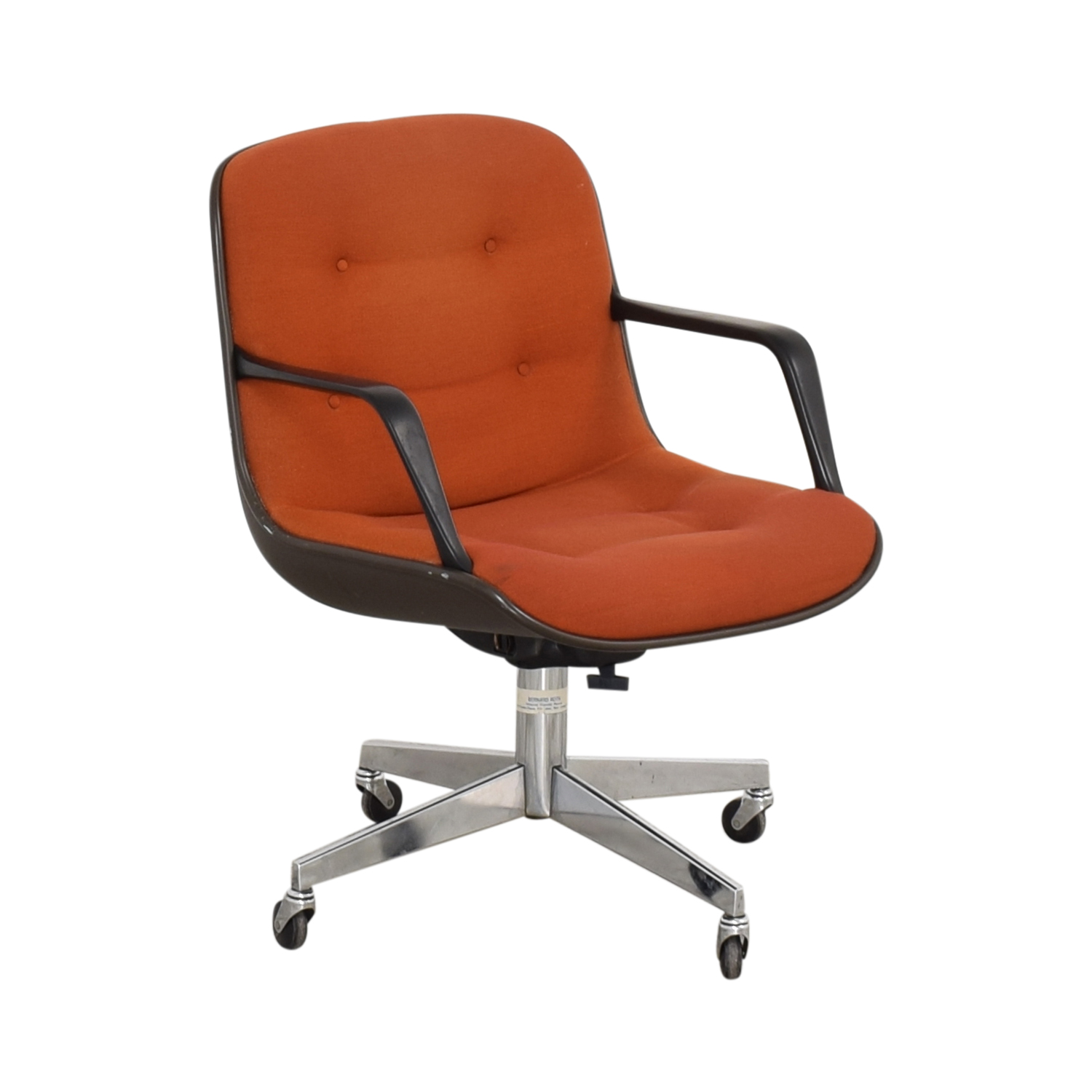 Steelcase Steelcase Mid Century Modern Office Chair coupon