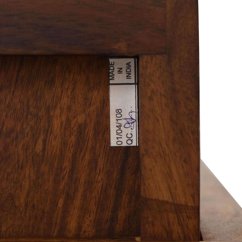 shop Crate & Barrel Crate & Barrel Collins Bar Cart online