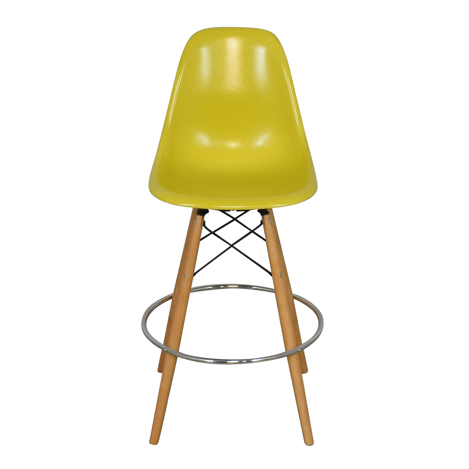 Modernica Case Study Side Shell Dowel Bar Stool / Chairs
