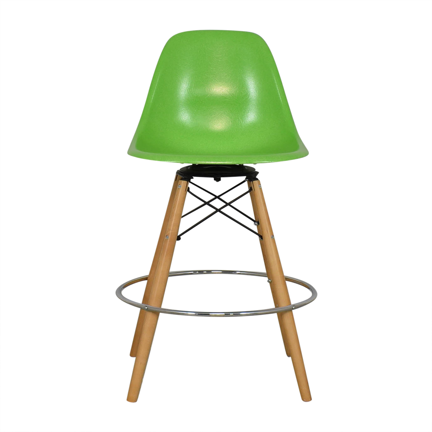 buy Modernica Modernica Case Study Side Shell Dowel Bar Stool online