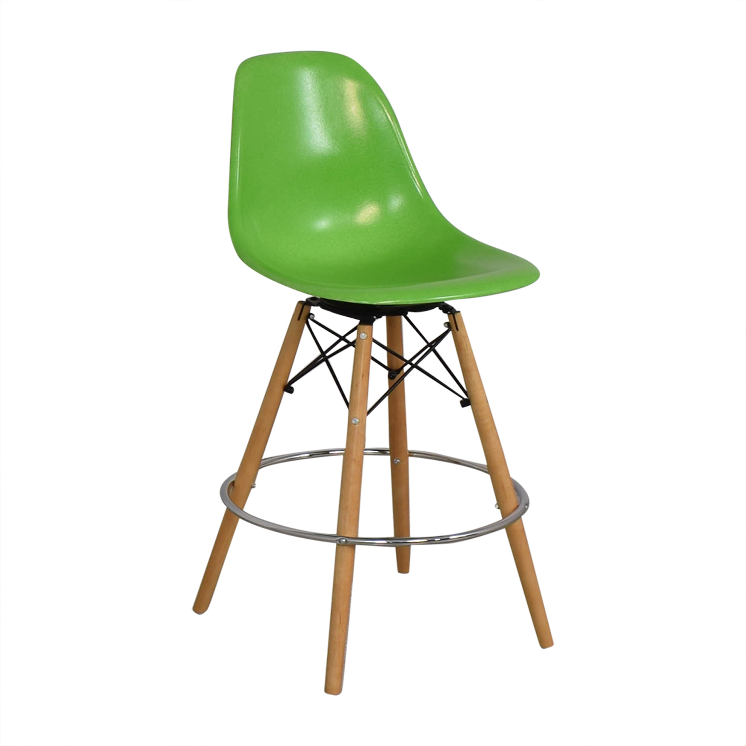 shop Modernica Case Study Side Shell Dowel Bar Stool Modernica
