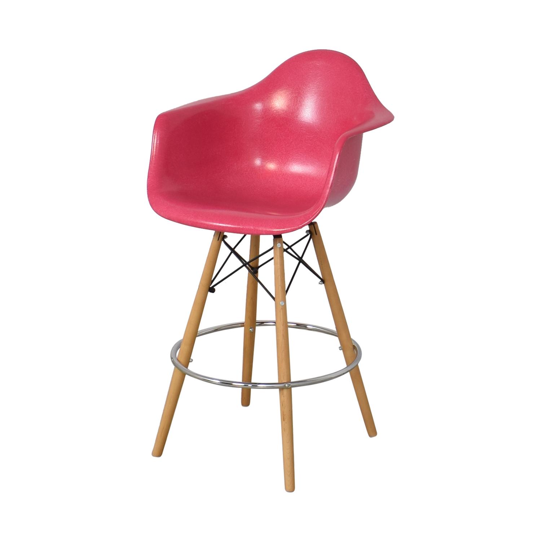 Modernica Modernica Case Study Furniture Arm Shell Dowel Bar Stool coupon