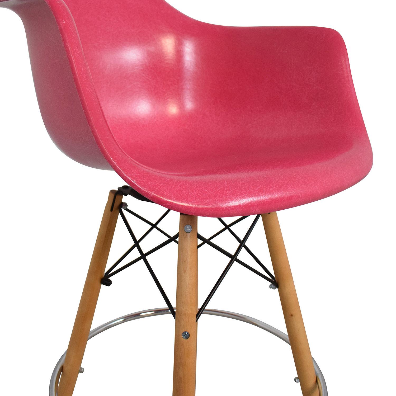 buy Modernica Modernica Case Study Furniture Arm Shell Dowel Bar Stool online