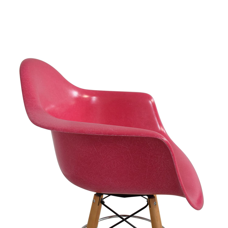 Modernica Modernica Case Study Furniture Arm Shell Dowel Bar Stool discount