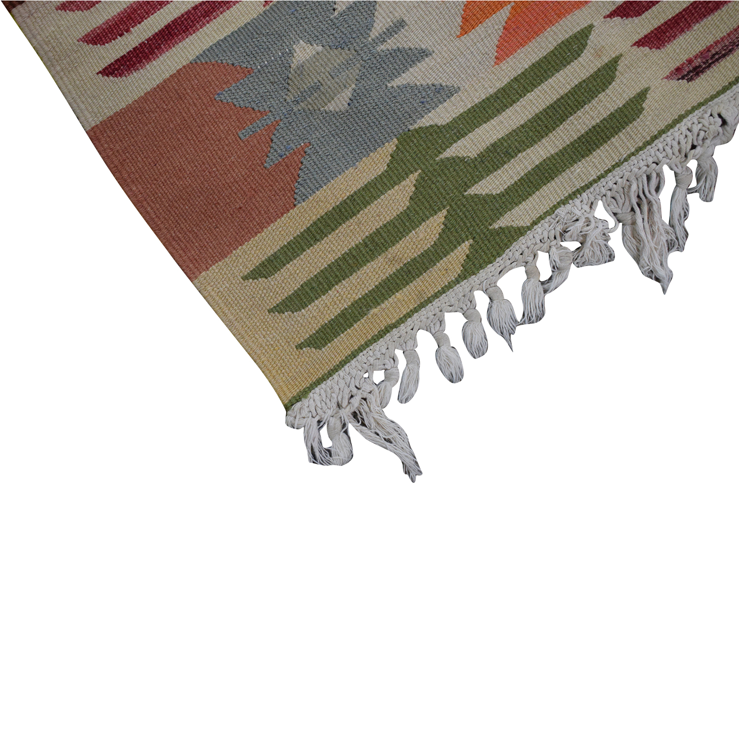 Hand Knotted Area Rug on sale