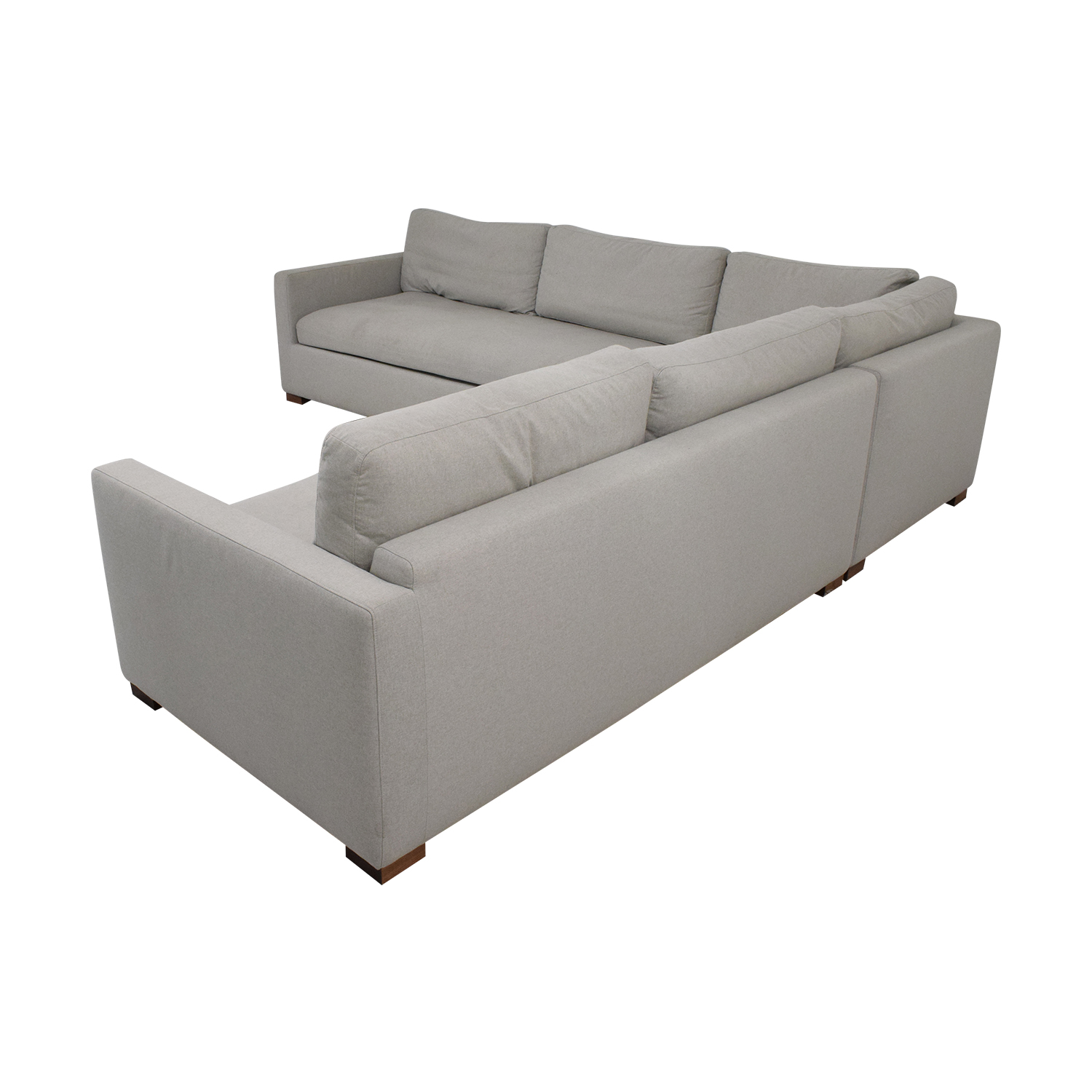 Interiror Define Charly Corner Sectional Sofa / Sectionals