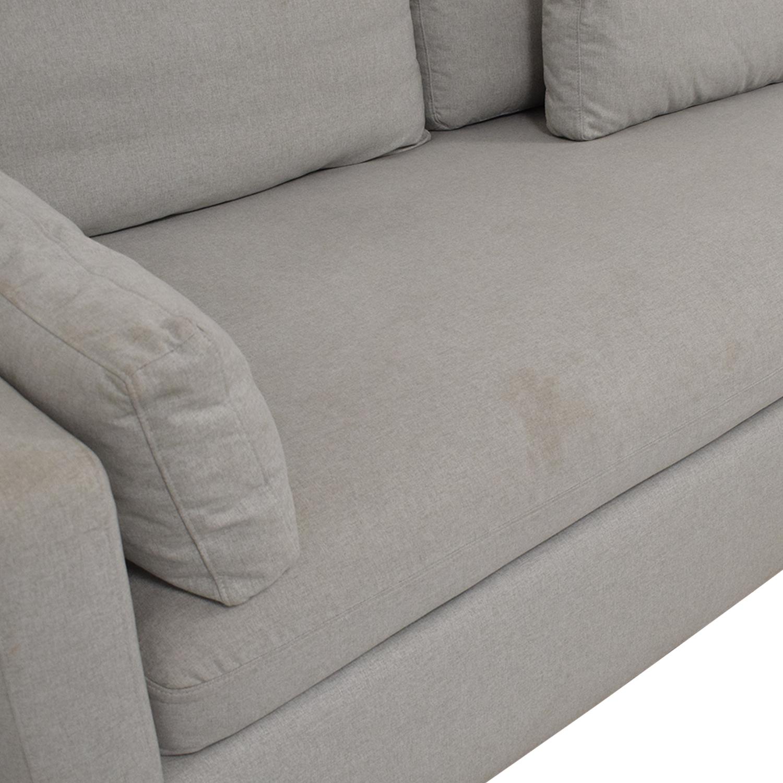 shop Interiror Define Charly Corner Sectional Sofa Interior Define Sofas
