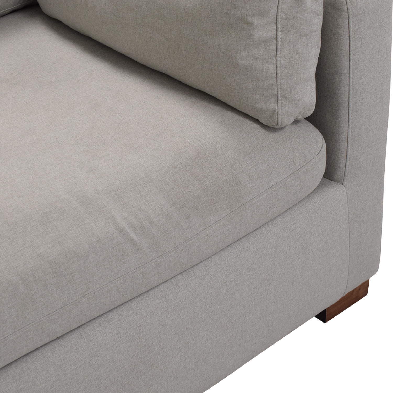shop Interior Define Interiror Define Charly Corner Sectional Sofa online