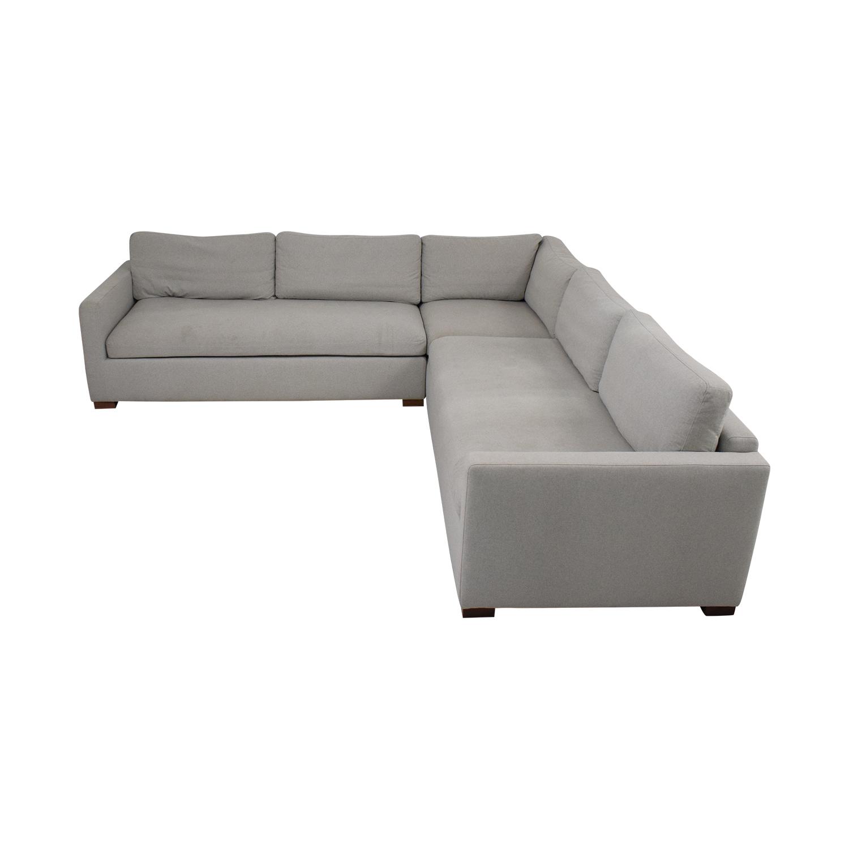 Interior Define Interiror Define Charly Corner Sectional Sofa coupon