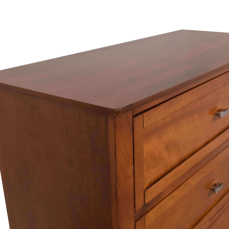 Five Drawer Vertical Dresser / Storage