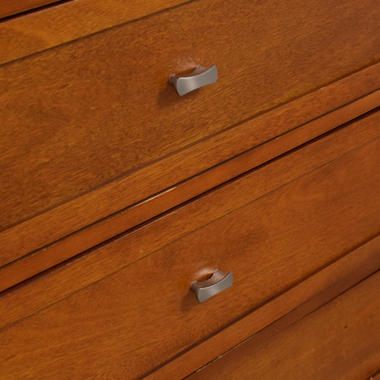 Five Drawer Vertical Dresser used