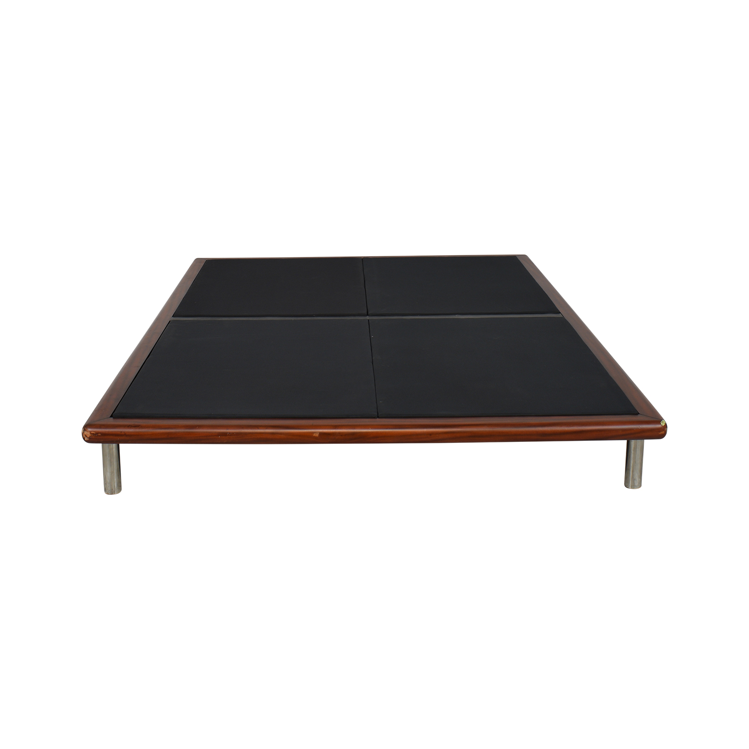 shop Charles P. Rogers Queen Platform Bed Charles P. Rogers Beds