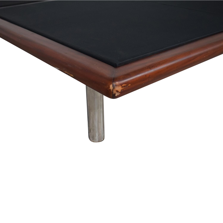 Charles P. Rogers Queen Platform Bed / Bed Frames