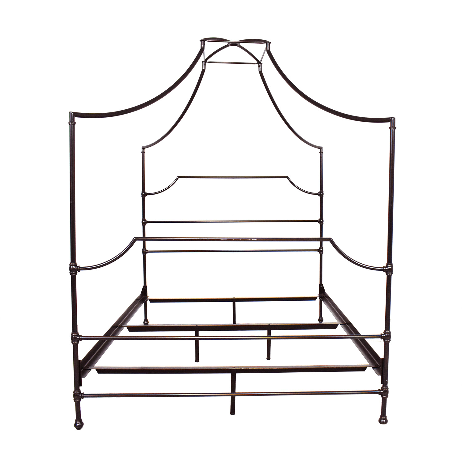 Pottery Barn Teen Full Maison Canopy Bed Pottery Barn Teen