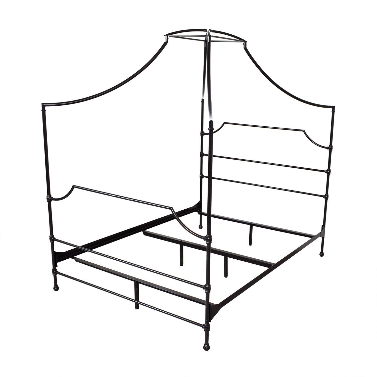 buy Pottery Barn Teen Pottery Barn Teen Full Maison Canopy Bed online