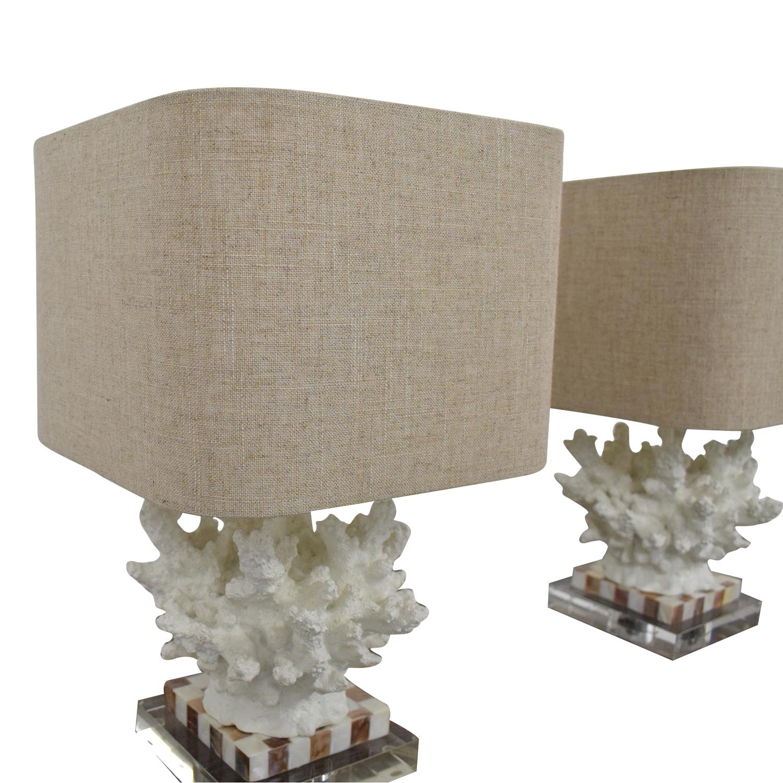 Couture Lamps Couture Lamps Wayfarer Accent Lamps discount