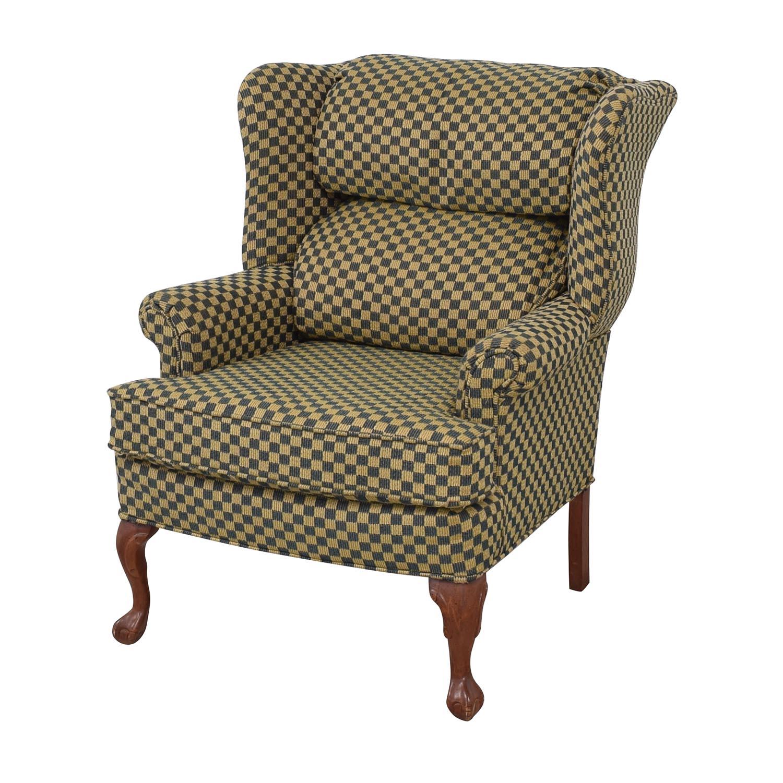 Paul Robert Paul Robert Wingback Chair on sale