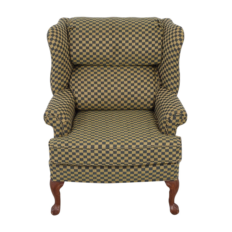 Paul Robert Paul Robert Wingback Chair ma