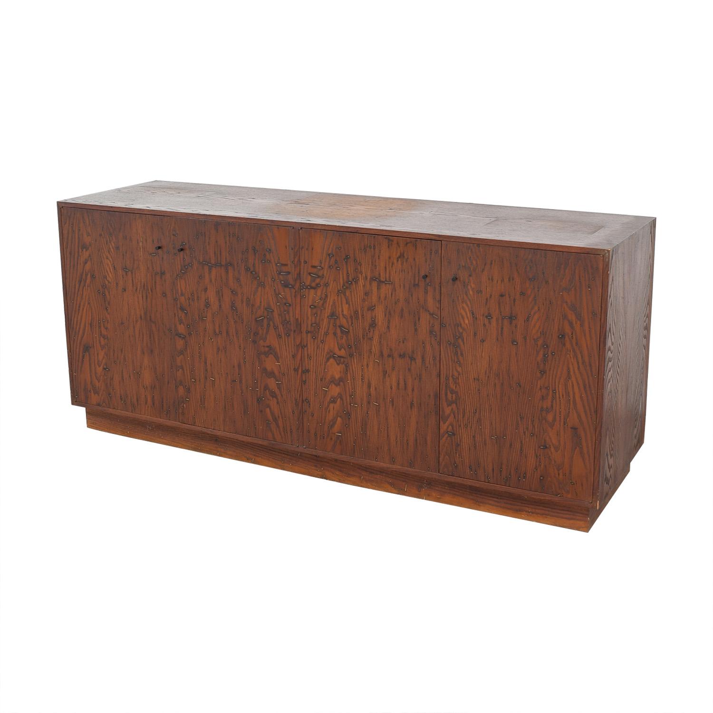 Modern Sideboard dark brown