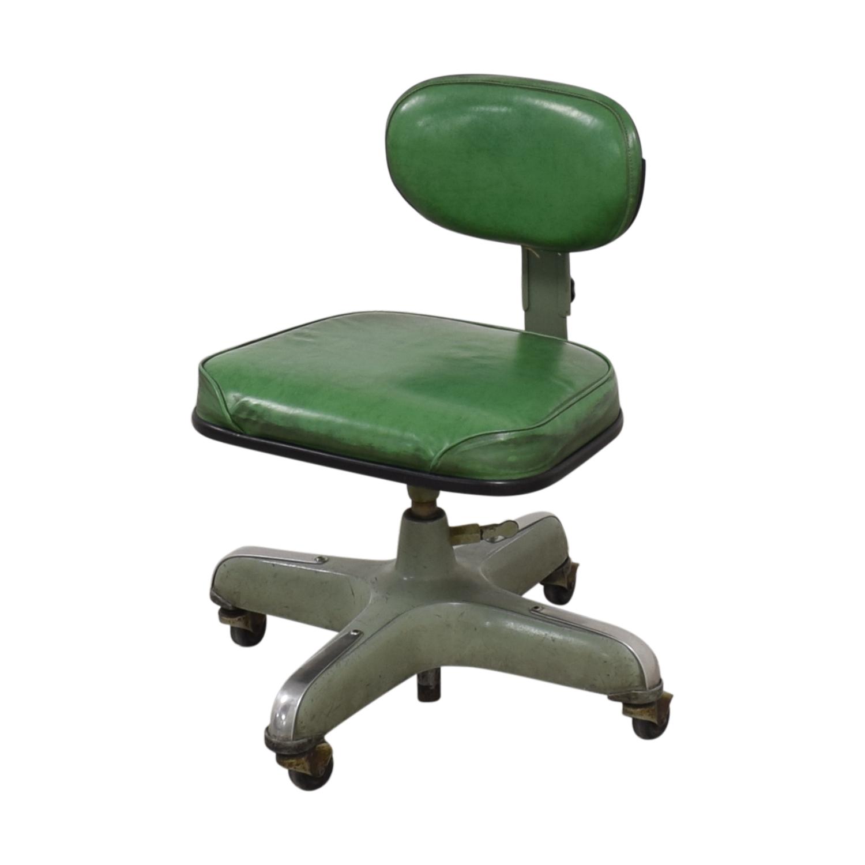 buy Vintage Cramer Industries Swivel Office Chair Cramer Industries Chairs